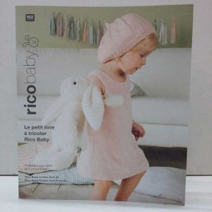 Catalogue rico baby 019 au Hérisson angora à auray